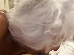 All Porn Tube 77 years old Granny devouring my dick! Interracial xHamsters