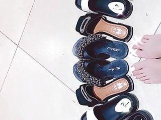 Friend beauty feet...