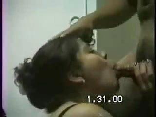 mamada con mocos en la cara