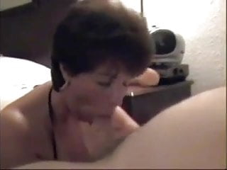 Off young guy while hubby shootsvideo...