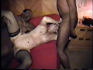 cuckold's spouse will get cum on face and stomach