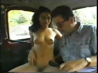 Natalie in Taxi London (19yrs Old Student)