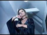 kate middleton dark blue gown