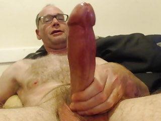 Cum with cock...