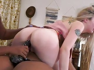 BBW Black One Blonde Skinny Two on