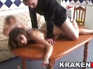 Bdsm scene of an amateur couple who likes...