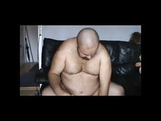 Danish guy anal fun with a toy...