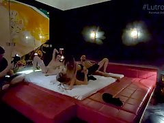 BTS 2 TEENS DESTROYED IN HOMEMADE ORGY WITH REBECCA VOLPETTI
