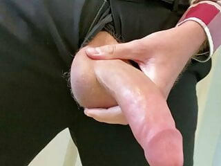 DADDY CUMMING FOR YOU AND MOANING!