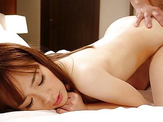 JAV slut with small jugs, Minami Kobayashi likes intercourse,