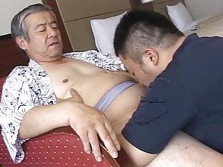 japanese Old Man 422