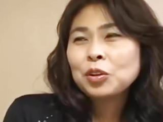 Amature japanese milf time of appearance in porno...