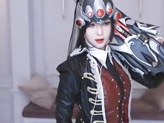 Sexy Korean bj Lilka cosplay