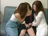 The Best 3 Japanese Girls Tongue Kissing Sex Scene