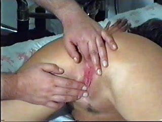Real pusy and anal orgasm
