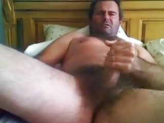 Daddy 039 dick shoots big load...