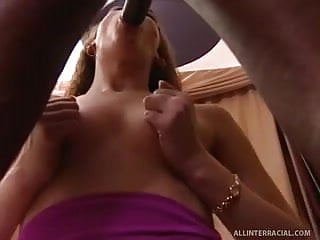 Skye Loves Black Cock Like Coffee In The Morning