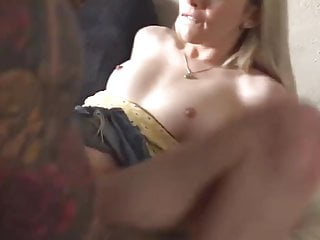 Blonde Hot Tinder Date Blowjob and Fucking Passionately