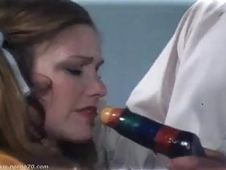 Blowjob Brunette Cumshot video: The Opening of Misty Beethoven