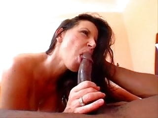 Selena Steele Loves Black Cock