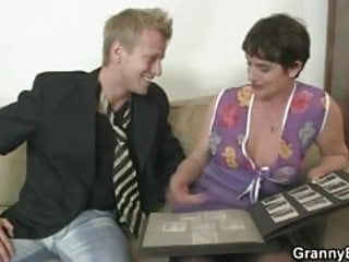 Her cunt gets drilled by stiff dick...