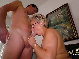 Had to fuck my horny Mother in law