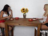 Vivid.com - 2 yummy sluts just need a big cock