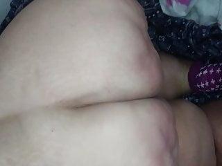 Ssbbw spanking
