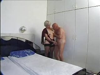 Granny award 47 hairy mature with a...
