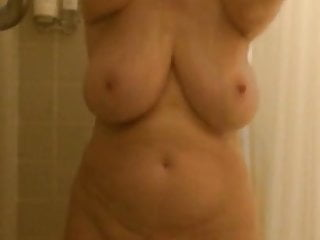 Mom 039 big boobs shower...