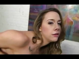 Chanel Preston Wears Black