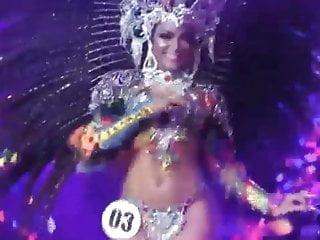 Brazil sambadancer contest...