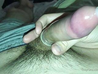 Cute Teen Wank And Cum In Condom