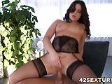 Nikki Waine's Gaping Asshole