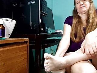Legs & Bunion Feet