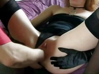 WHORE HUGE MATURE KINKY - FIST