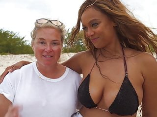 Tyra Banks: Sports Illustrated Swimsuit 2019
