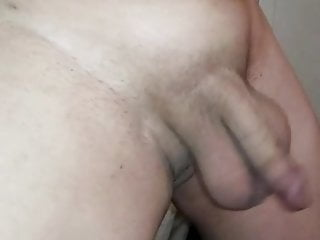 Bull Da Cock in Slow Motion Huge Balls Low Hangers Belly