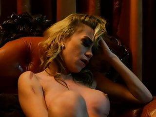 Stunning blonde