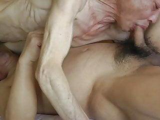 japanese Old Man 456