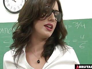 Sex bomb sheena ryder classroom gangbang...
