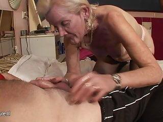 Granny fuck tube old MA
