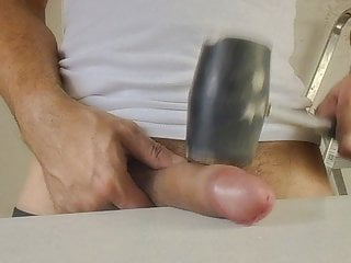 hammering until cbt my hard is cock he