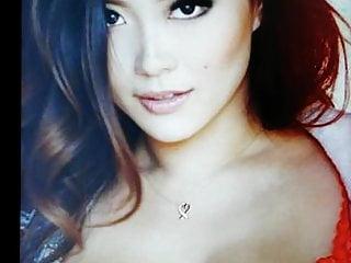 Vicki Li Cum Tribute 3