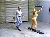Julia Horsewhipped ass