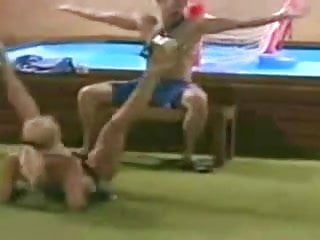 Striptease in Czech Big Brother!