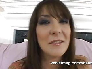 Velvet magazine lexi bardot taking cock up...