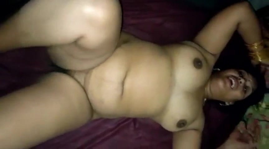 Telugu aunty nude and with clear telugu audio hd