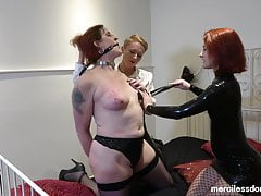 sleepover with surprise - pussy whipping and spankingfree full porn