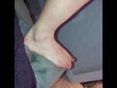 Bella cox shaves his balls for the second round babe slut